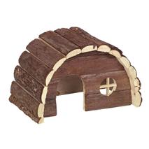 Nobby lesena hiška Woodland Samy - 35 x 20 x 23 cm