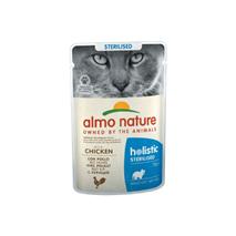 Almo Nature Holistic Sterilised - piščanec - 70 g