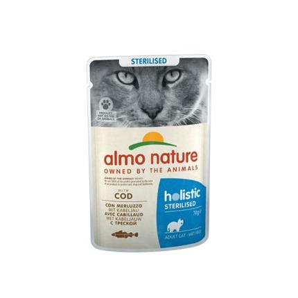 Almo Nature Holistic Sterilised - polenovka - 70 g
