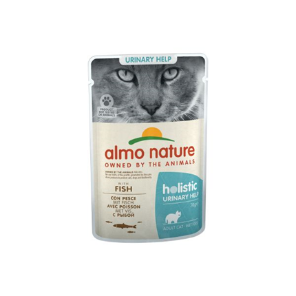 Almo Nature Holistic Urinary - riba - 70 g