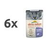 Almo Nature Holistic Sensitive - riba - 70 g 6 x 70 g