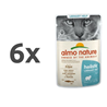 Almo Nature Holistic Urinary - piščanec - 70 g 6 x 70 g