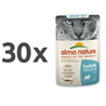 Almo Nature Holistic Urinary - piščanec - 70 g 30 x 70 g