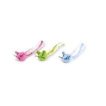 Beeztees igrača za mačke plišasta miš z repom - 29 cm