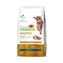 Trainer Natural Cat Sensitive za občutljive mačke - raca
