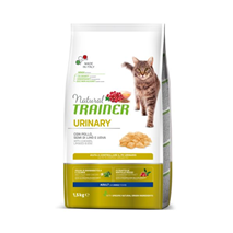 Trainer Natural Cat Urinary - piščanec