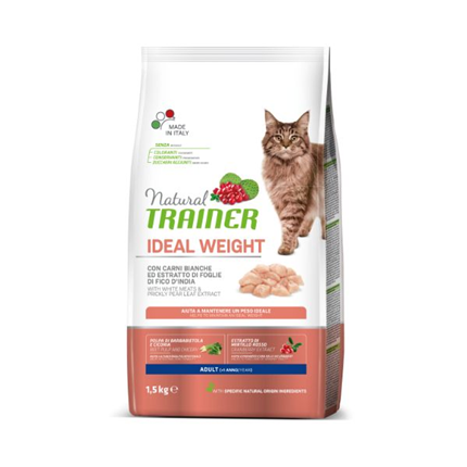 Trainer Natural Cat Weight Care - belo meso