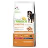Natural Trainer Sensitive No Gluten Adult Medium/Maxi - losos 12 kg