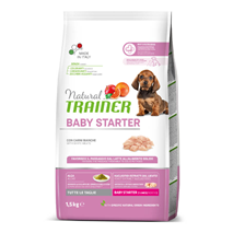 Natural Trainer Baby Starter za mladiče do 3. meseca - 1,5 kg