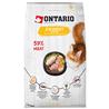 Ontario Cat Exigent, za izbirčne mačke - piščanec 6,5 kg