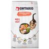 Ontario Cat Sterilised - losos 6,5 kg