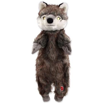 Dog Fantasy igrača pliš volk - 50 cm