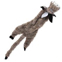 Dog Fantasy plišasta igračka Skinneeez, osel - 57,5 cm