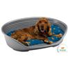 Ferplast Siesta Deluxe 4 pasje ležišče, različne barve - 61,5 x 45 x 21,5 cm
