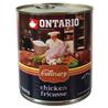 Ontario Culinary - piščančji frikase 800g