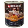 Ontario Culinary - kari s piščancem in čičeriko 800g