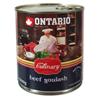 Ontario Culinary - goveji golaž 800g