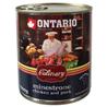 Ontario Culinary - mineštra s piščancem in svinjino 800g