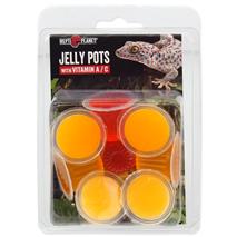 Repti Planet dodatek k prehrani Jelly Pots Fruit, 8 kos