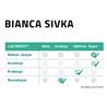 Sanicat posip Bianca - vonj sivke