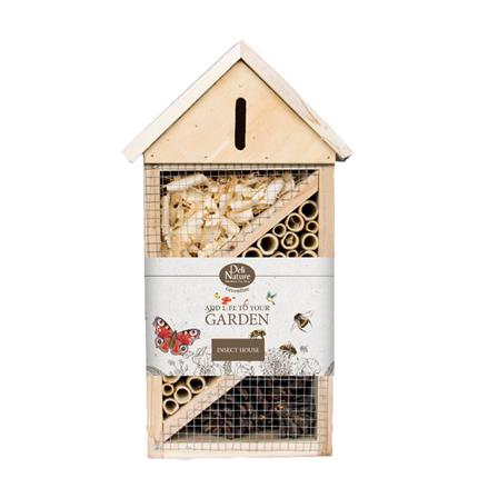 Deli Nature hišica za insekte