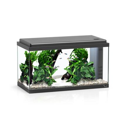 Aquatlantis Bio LED 60 (54 l), črn - 60 x 30 x 34 cm