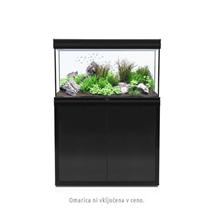 Akvarij Aquatlantis Fusion Pro LED 2.0 100 (245 l), črn - 101 x 40 x 60 cm