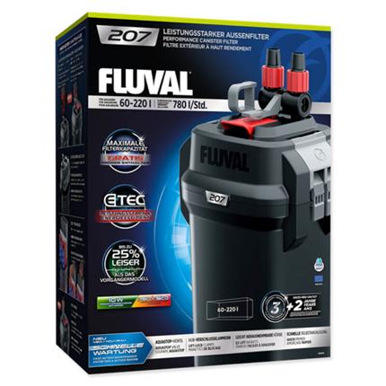 Fluval zunanji filter 207