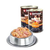 Ontario Culinary - kari s piščancem in čičeriko