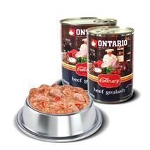 Ontario Culinary - goveji golaž