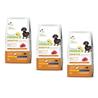 Natural Trainer Sensitive No Gluten Adult Mini - ovca 3 x 2 kg