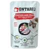 Ontario Cat - piščanec in rakovica v juhi - 80 g 80 g