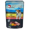 Ontario Dog - piščanec in jetra v juhi - 100 g 100 g