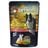 Ontario Dog - piščanec in svinjski hrustanec v juhi - 100 g 100 g