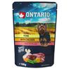 Ontario Dog - piščanec, svinjina in zelenjava v juhi - 100 g 100 g