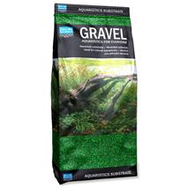 Aqua Excellent akvarijski pesek, zelen - 1,6-2,2 mm, 1 kg