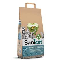 Sanicat posip Clean & Green iz celuloze