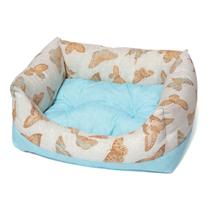 Leopet oglato ležišče Rodi Puppy, modro - 40 x 50 cm