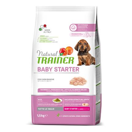 Natural Trainer Baby Starter za mladiče do 3. meseca - 1,5 kg