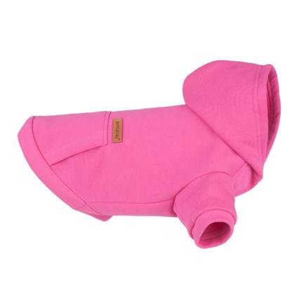 Amiplay pulover Hoodie Texas, roza