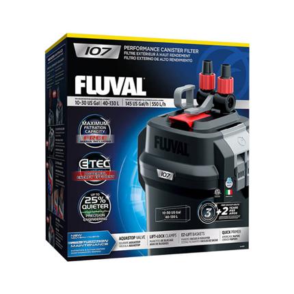 Fluval zunanji filter 107