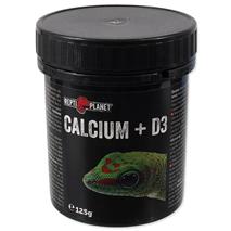 Repti Planet dodatek Calcium + D3 - 125 g
