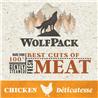 WolfPack Delicatesse mesna klobasa - piščanec