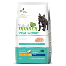 Natural Trainer Weight Care Mini - belo meso