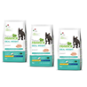 Natural Trainer Weight Care Mini - belo meso 3 x 2 kg