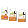 Natural Trainer Sensitive No Gluten Puppy & Junior Mini - losos 3 x 2 kg
