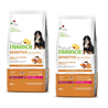 Natural Trainer Sensitive No Gluten Puppy & Junior Medium/Maxi - losos 2 x 12 kg