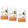 Natural Trainer Sensitive No Gluten Puppy & Junior Mini - raca 3 x 2 kg