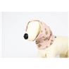 Doggy Lilly šal tačke, roza