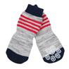 Pawise nogavice Anti-Slip, siva - 4 kos XS (zelo majhno)